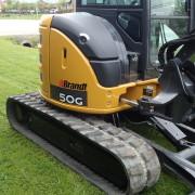 2017 John Deere 50G Mini Excavator