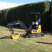 2017 John Deere 17G Mini Excavator