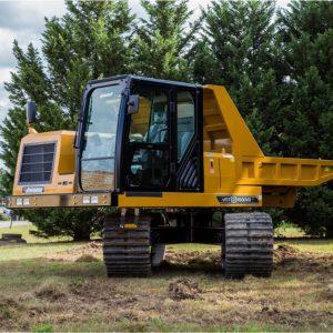 Morooka MST-1500VDR All Terrain Dumper